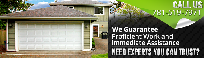Garage Door Repair Services in Massachusetts
